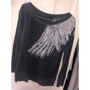 Armani Exchange Embellished Sweater